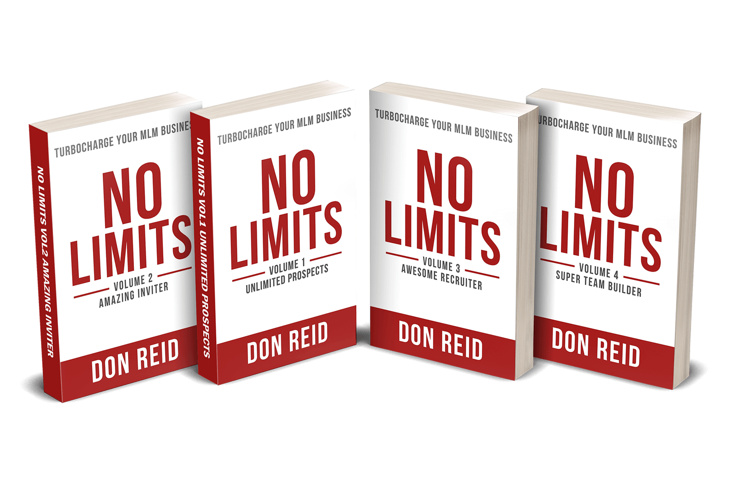 No Limits By Don Reid