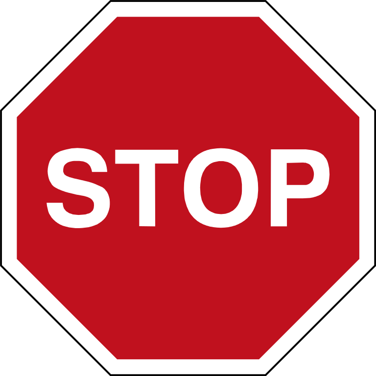 Stop - IS it for you ?